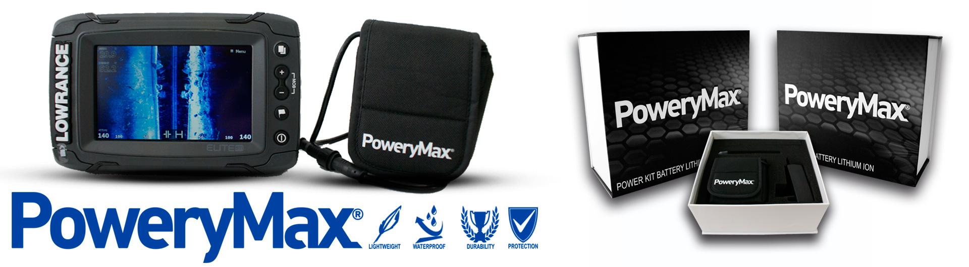 Batería PoweryMax Power Kit PX10